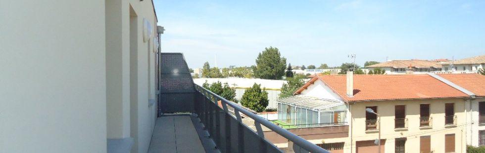A louer Toulouse 3111289 Inexia