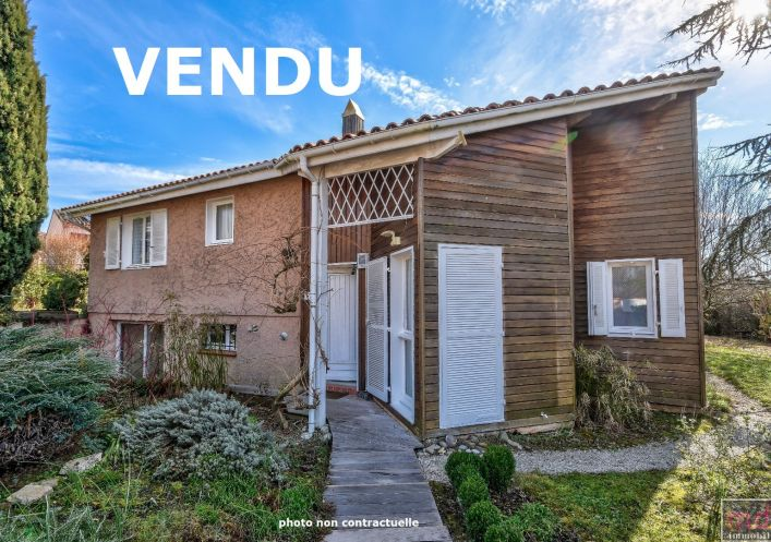 A vendre Maison Montrabe | Réf 311156702 - Agence de montrabé