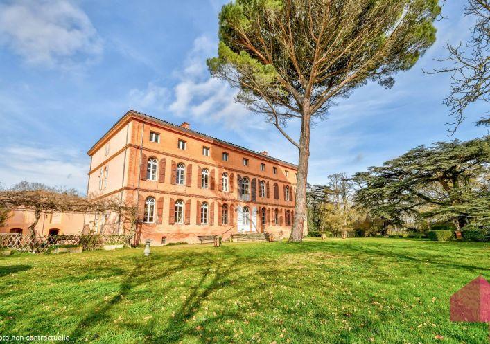 A vendre Château Toulouse | Réf 311159410 - Agence de montrabé