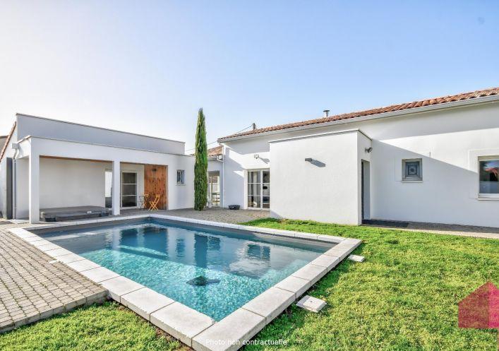 A vendre Maison Aucamville | Réf 311159462 - Agence de montrabé