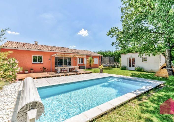 A vendre Maison Saint-loup-cammas | Réf 311159909 - Agence de montrabé