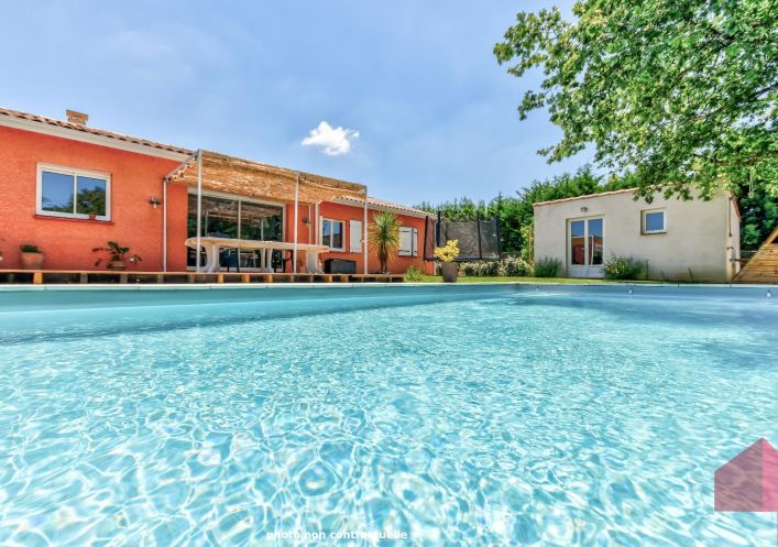 A vendre Maison Pechbonnieu | Réf 311159964 - Agence de montrabé