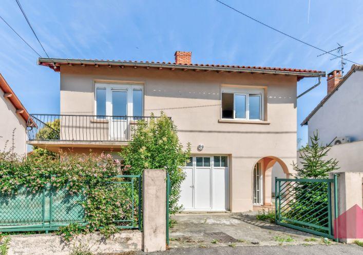 A louer Maison Toulouse   Réf 311225515 - Agence de montrabé