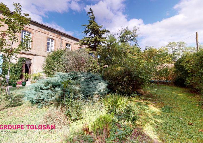 A vendre Maison de maître Villefranche De Lauragais | Réf 3112310405 - Agence de montrabé