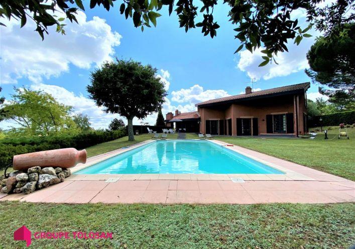 A vendre Maison Auzeville-tolosane   Réf 3112310446 - Agence de montrabé