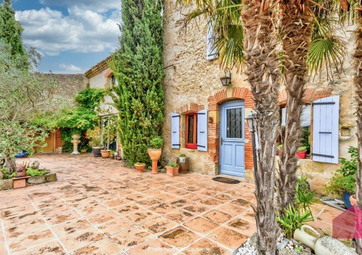 A vendre Maison Villefranche De Lauragais   Réf 3123510158 - Agence de montrabé