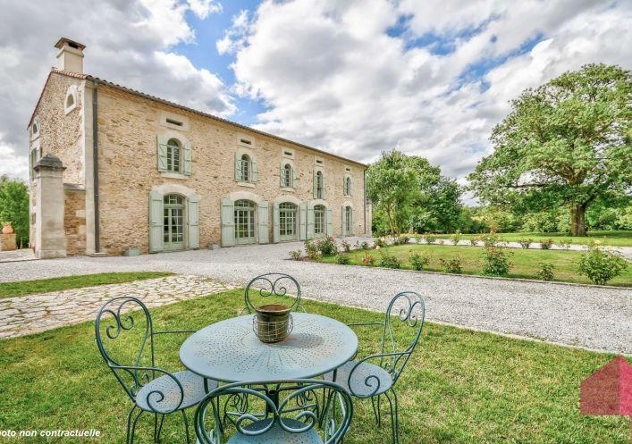 A vendre Demeure Revel | Réf 312358640 - Agence de montrabé