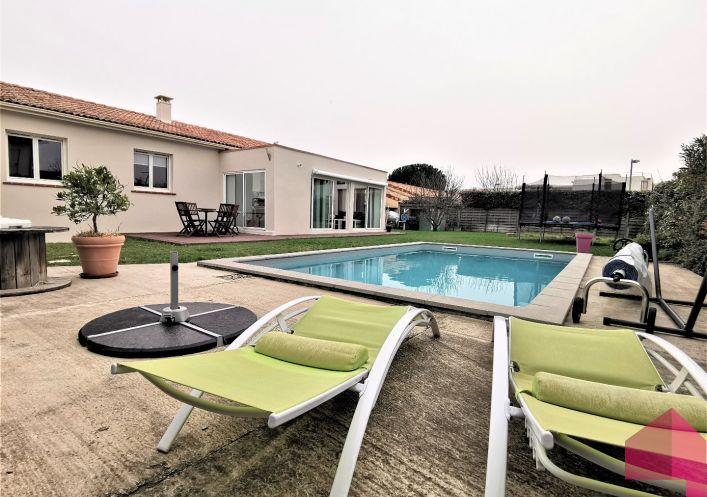 A vendre Maison Quint Fonsegrives    Réf 311229538 - Agence de montrabé