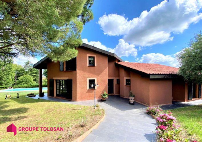 A vendre Maison Auzeville-tolosane   Réf 3112310440 - Agence de montrabé