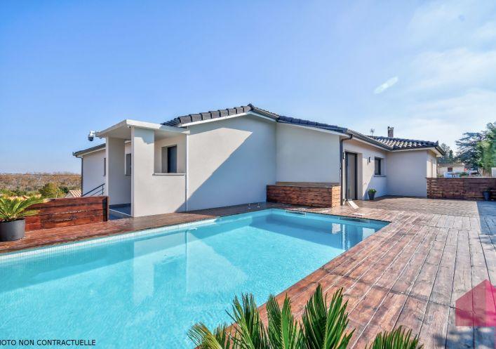 A vendre Maison Montgiscard   Réf 311239132 - Agence de montrabé