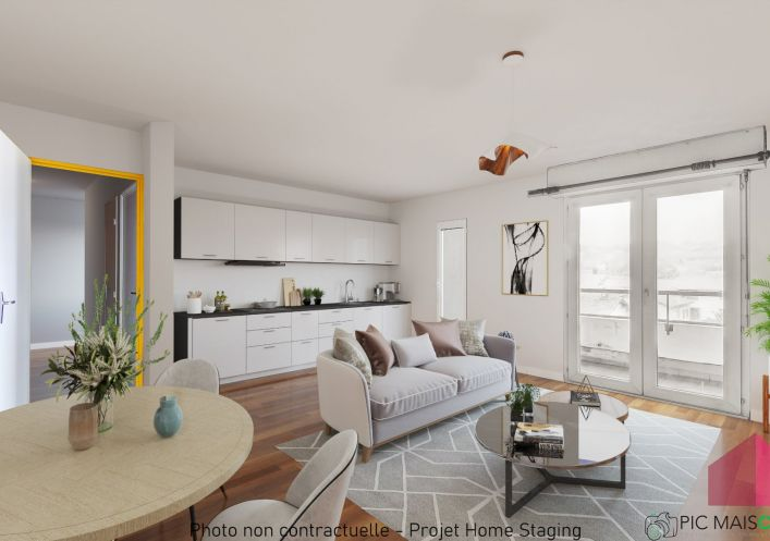A vendre Appartement Castanet-tolosan | Réf 311239201 - Mds immobilier montrabé
