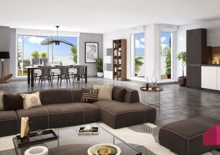 A vendre Maison de ville Castanet-tolosan | Réf 311239220 - Agence de montrabé