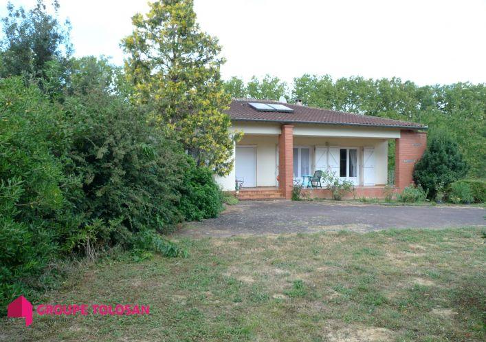 A vendre Maison Montgiscard | Réf 311239783 - Agence de montrabé