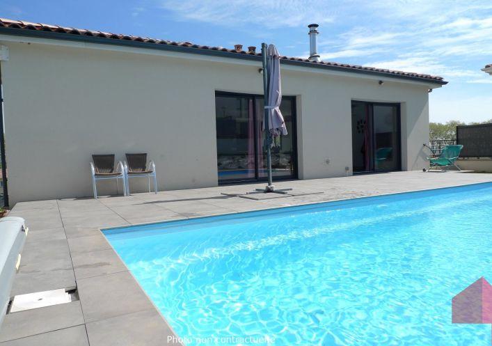 A vendre Maison Montgiscard   Réf 311239787 - Agence de montrabé
