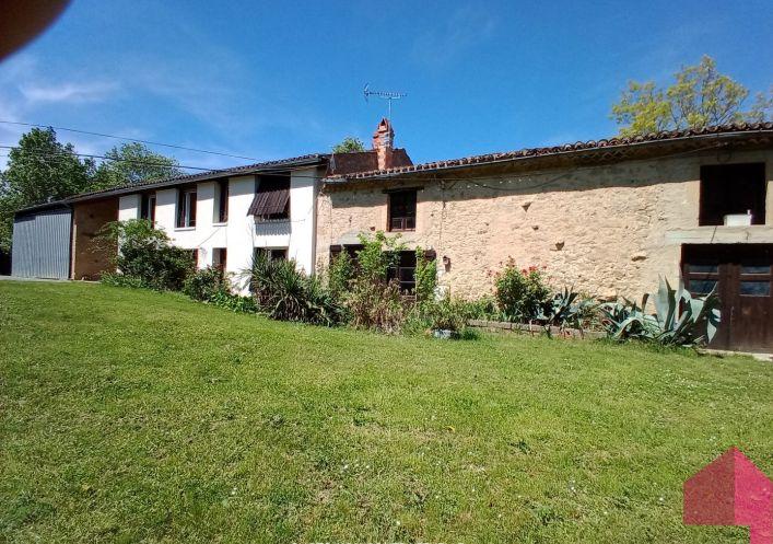 A vendre Maison Villefranche De Lauragais   Réf 311239855 - Agence de montrabé