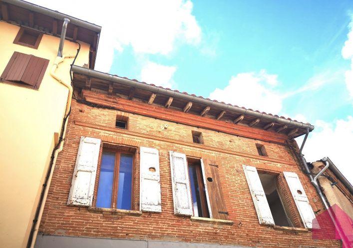 A vendre Maison de village Caraman | Réf 312359516 - Agence de montrabé