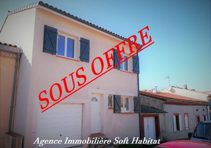 A vendre Maison Caignac   Réf 31155228 - Soft habitat