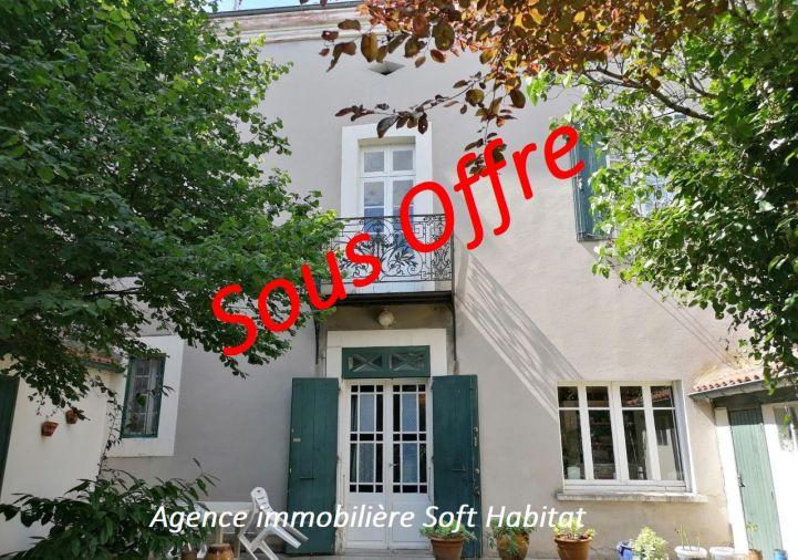 A vendre Maison de ville Revel   Réf 31155248 - Soft habitat