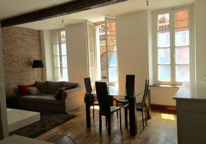A louer Appartement Toulouse   R�f 31156462 - Espace carnot transaction