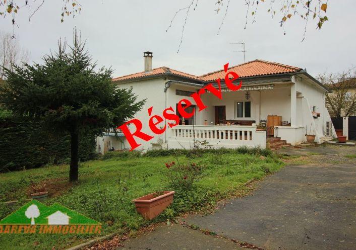A vendre Ganties 31158359 Aareva immobilier