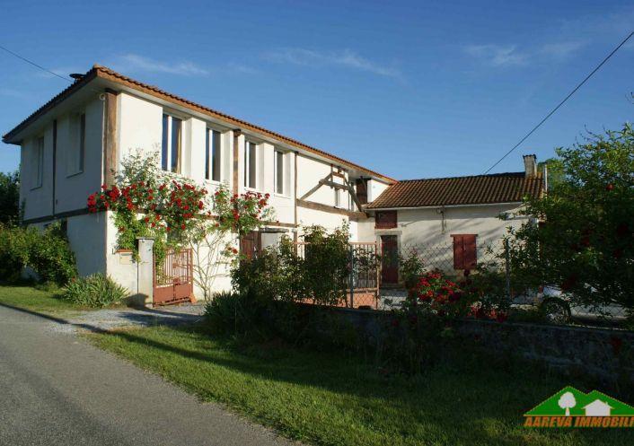 A vendre Montrejeau 31158601 Aareva immobilier