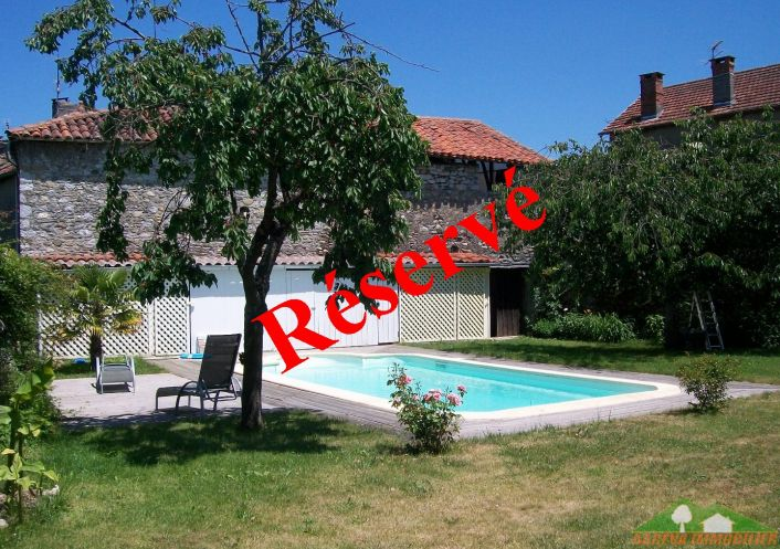 A vendre Maison Ardiege | R�f 31158625 - Aareva immobilier