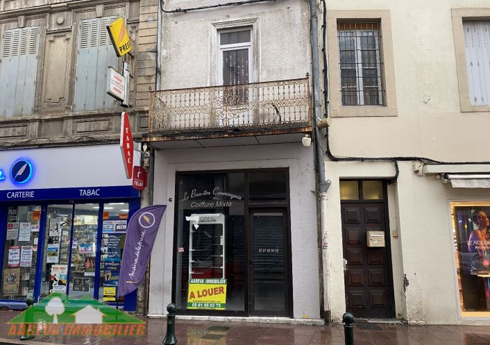 For rent Local commercial Saint Gaudens | R�f 31158668 - Aareva immobilier