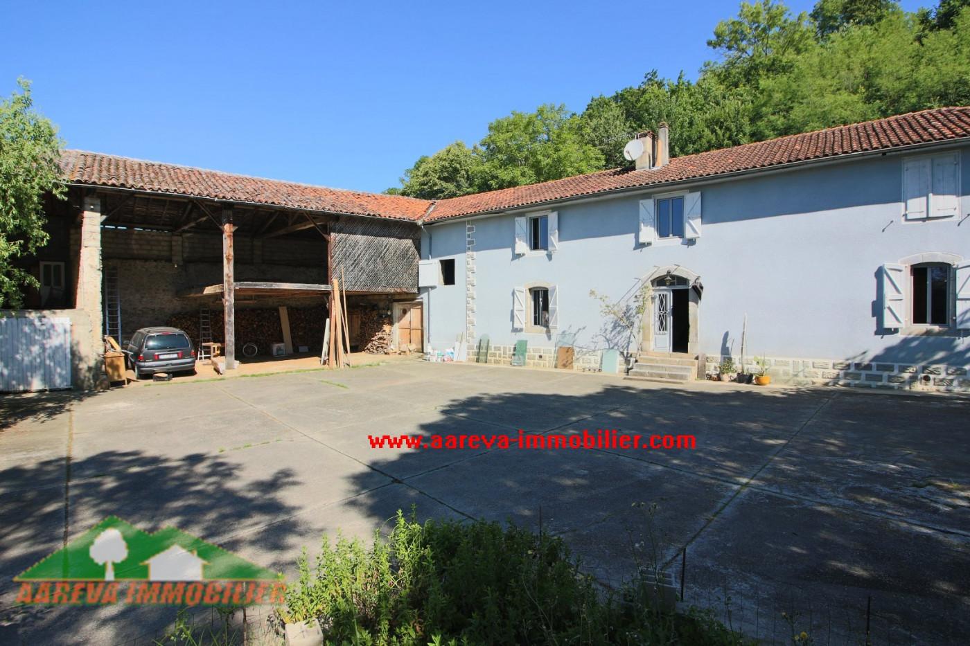 A vendre  Villeneuve De Riviere | Réf 31158690 - Aareva immobilier