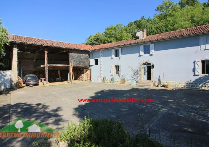 A vendre Villeneuve De Riviere 31158690 Aareva immobilier