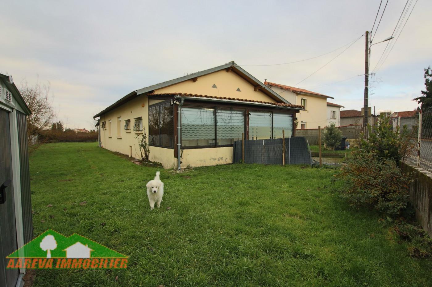 A vendre  Labarthe Riviere   Réf 31158730 - Aareva immobilier