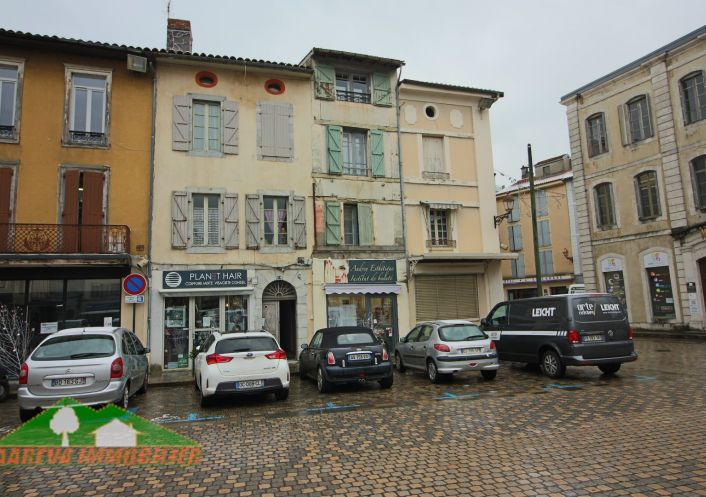 A vendre Immeuble mixte Saint Gaudens | R�f 31158750 - Aareva immobilier