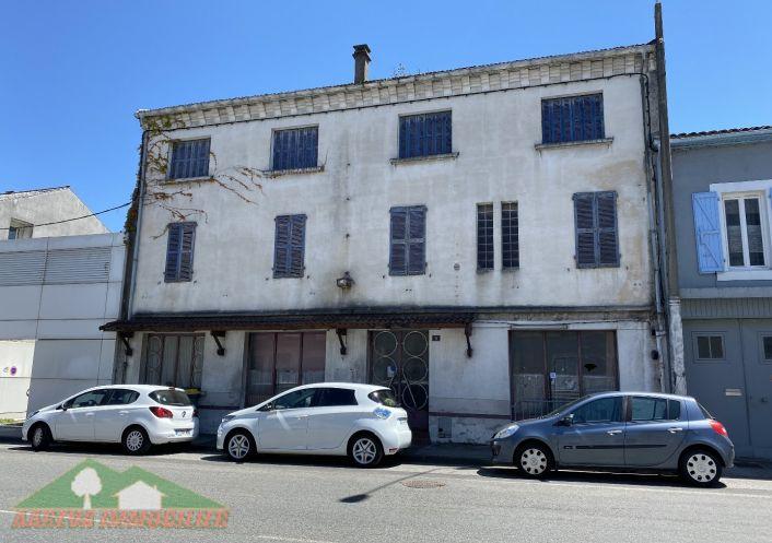 A vendre Immeuble � r�nover Montrejeau | R�f 31158807 - Aareva immobilier