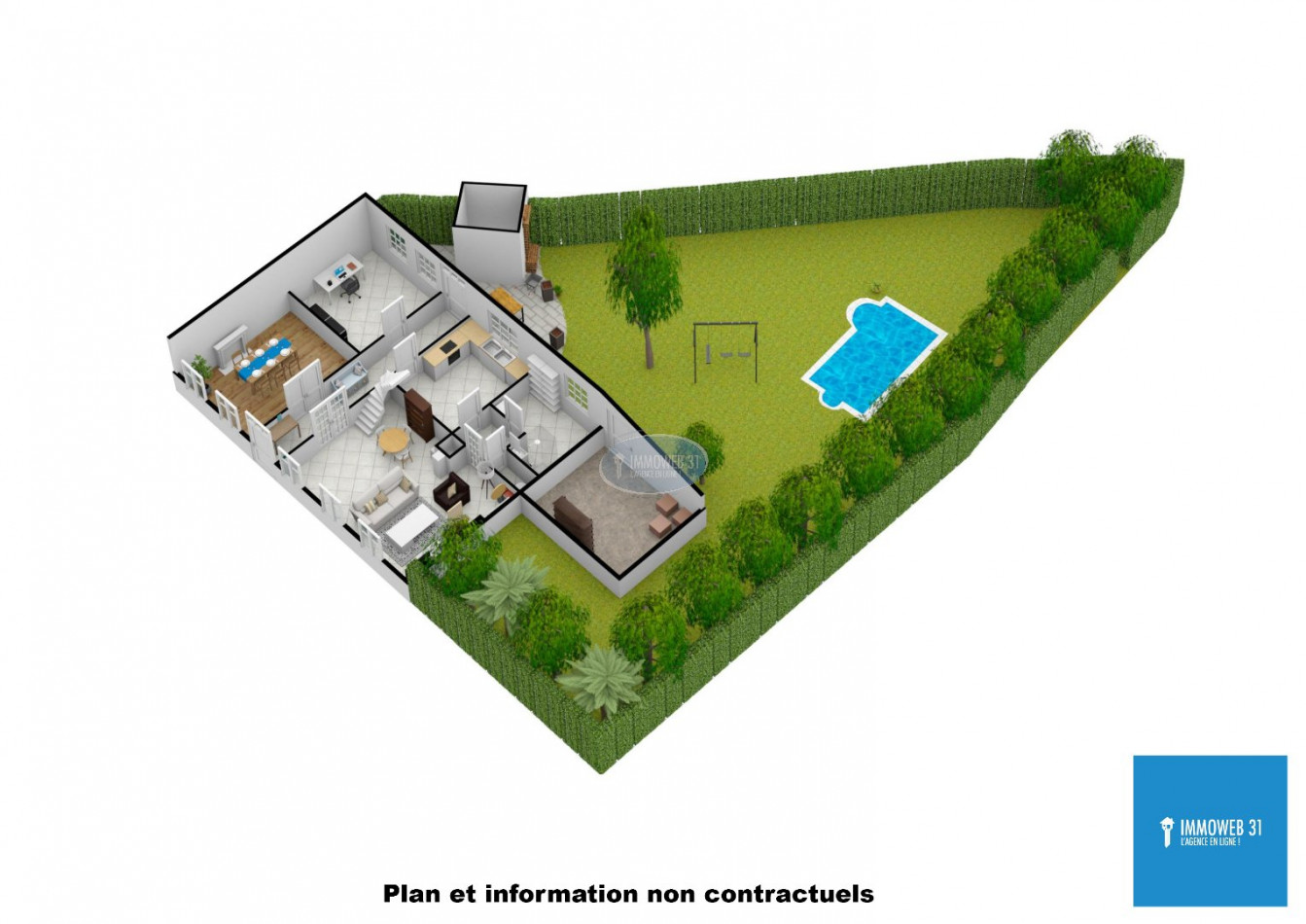 A vendre Ayguesvives 31161817 Immoweb31