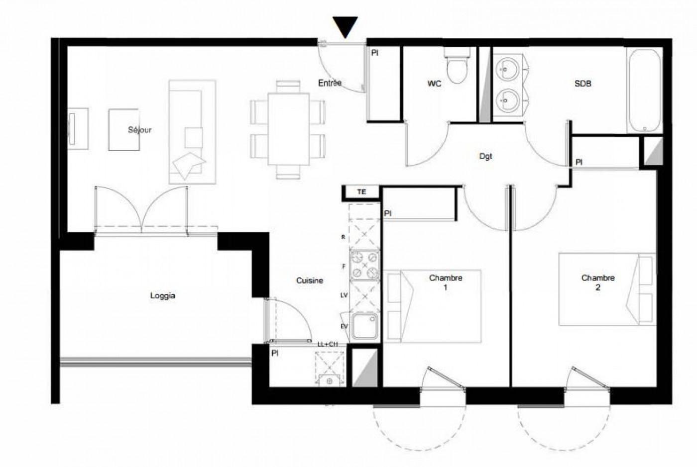 A vendre Castanet-tolosan 31164804 Athena immobilier