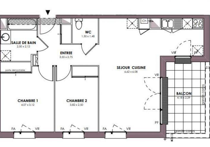 A vendre Saint-orens-de-gameville 31164843 Athena immobilier