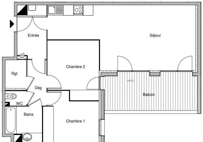 A vendre Castanet-tolosan 31164845 Athena immobilier