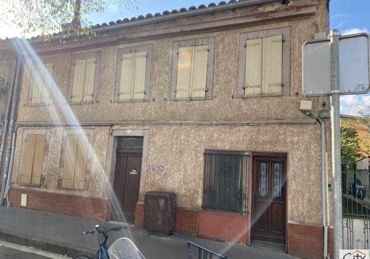 A vendre Immeuble Toulouse | R�f 31175107865 - City immobilier