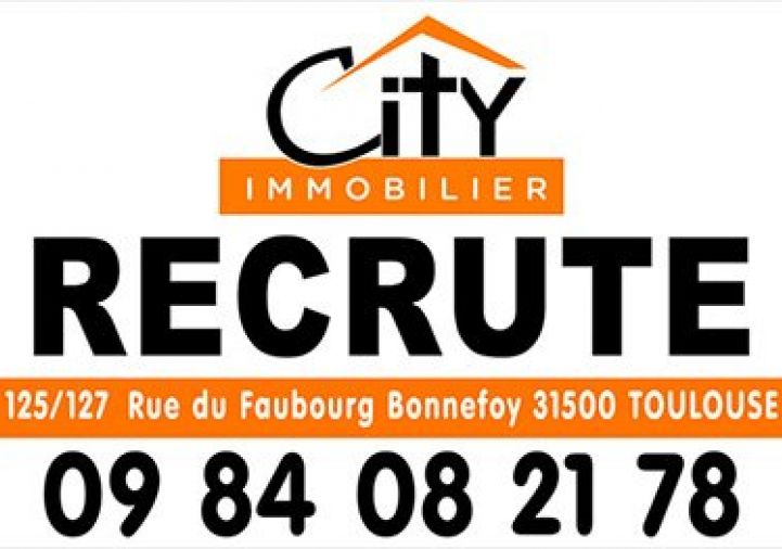 A vendre Toulouse 3117512314 City immobilier