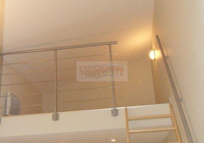 A vendre Studio Toulouse | R�f 31178376 - Sia 31