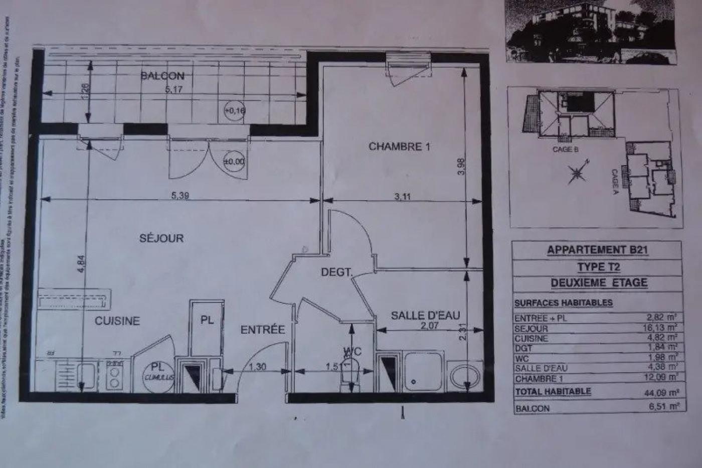 A vendre Ramonville-saint-agne 3117969374 Sia 31