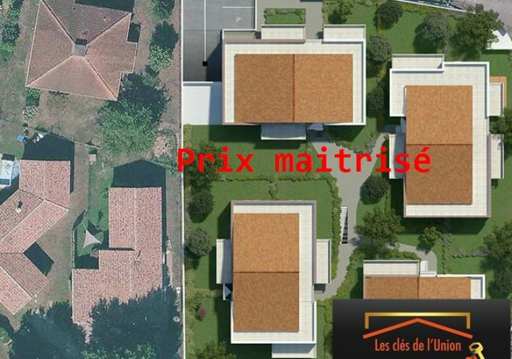A vendre Appartement Toulouse | Réf 31185110 - Les cles de l'union