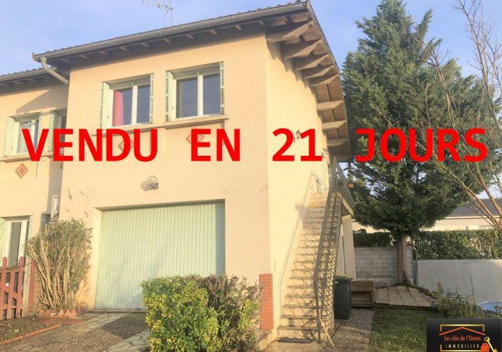 A vendre Maison Saint-loup-cammas | Réf 31185165 - Les cles de l'union
