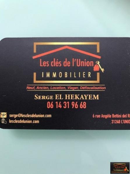 A vendre  L'union | Réf 31185175 - Les cles de l'union