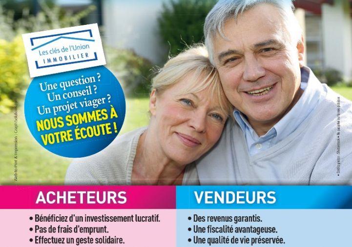 A vendre Toulouse 3118534 Les cles de l'union