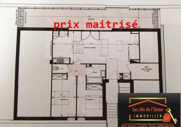 A vendre Appartement Toulouse | Réf 3118569 - Les cles de l'union