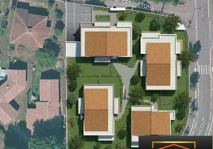 A vendre Appartement Toulouse | Réf 3118594 - Les cles de l'union
