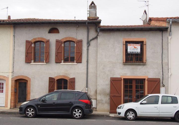 A vendre Maison de village Carbonne | Réf 311865025 - L'habitat immobilier