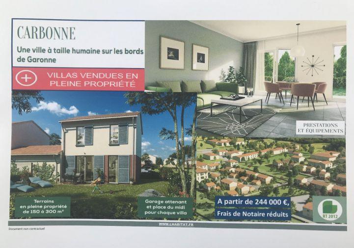 A vendre Maison Carbonne | Réf 311865124 - L'habitat immobilier