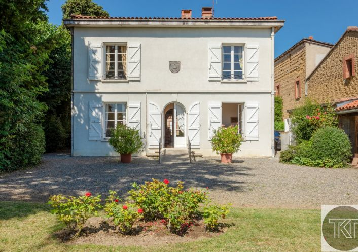 For sale Saint-sulpice-sur-leze 31188191 Town keys