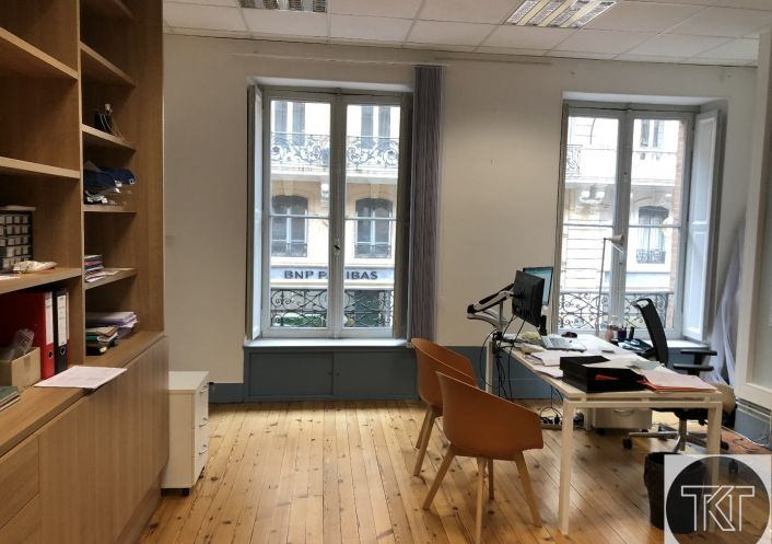A louer Bureau Toulouse | Réf 31188224 - Town keys